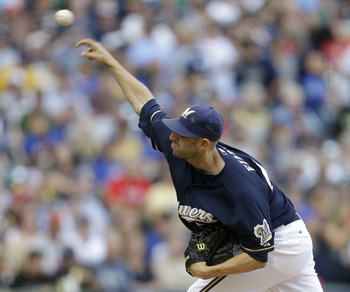 Mike Fiers will be one of several inexperienced Brewers starters.