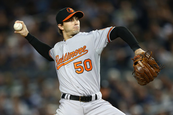 Baltimore can't trust Miguel Gonzalez after just one half-season.