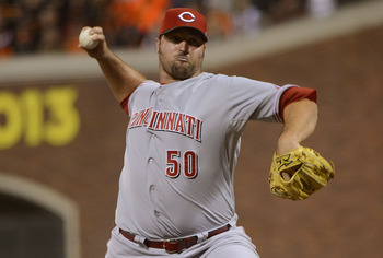 The Reds liked what they saw from Jonathan Broxton in 2012.