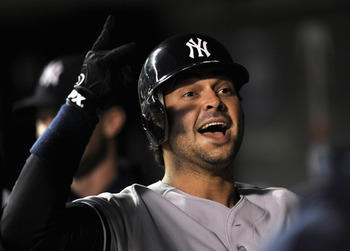 Ohio native Nick Swisher brings power to Cleveland's lineup.