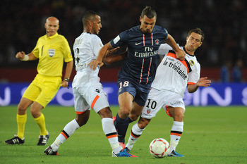 Zlatan Ibrahimovic has already noted how physical Ligue 1 is in comparison to its European rivals.