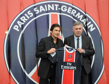 Leonardo, Carlo Ancelotti and Co. are now carrying the weight of expectation for Ligue 1.