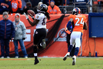 Torrey Smith took Champ Bailey behind the woodshed.