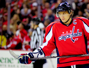 Can Adam Oates get Alexander Ovechkin back to elite status?