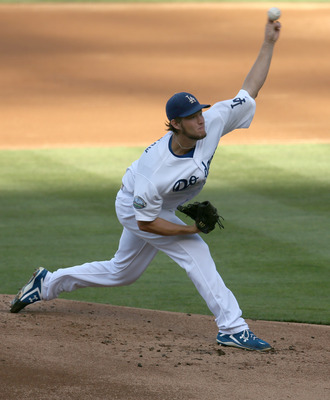 Clayton Kershaw has led the MLB in ERA each of the last two seasons.