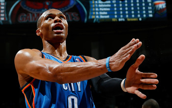 Russell Westbrook is having his best season yet.