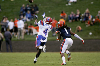 Quinton Patton proved to be a downfield threat at Louisiana Tech.