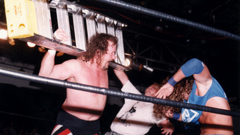 Terry Funk wanted to leave a legacy in ECW (Image Obtained From WWE.com).
