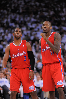 Jamal Crawford is making his case to join CP3 as an All-Star.