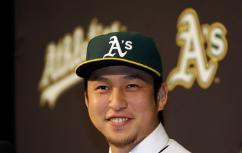 Nakajima could be a big asset for the A's