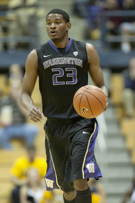 Washington guard C.J. Wilcox