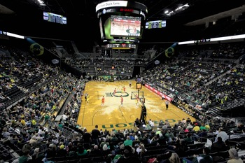 Matthew Knight Arena.