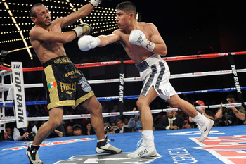 Garcia connects on Salido