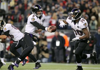 Ravens should be locking up Joe Flacco to long-term deal.
