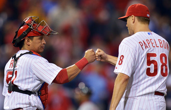 Papelbon did a fine job in 2013, but he is a luxury the Phillies can ill afford.