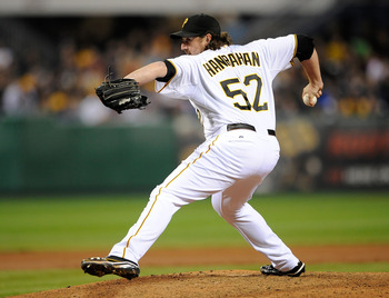 Joel Hanrahan should be a dominant presence at the back end of Boston's bullpen