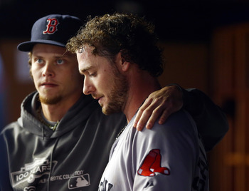 Buchholz, Saltalamacchia and others will be motivaed to win in 2013 after a disastrous 2012 season