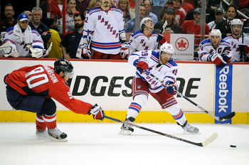 Brad Richards needs to take control of the power play.