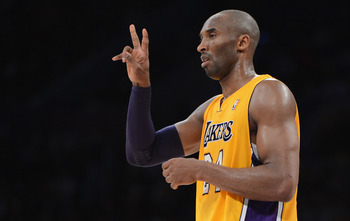 Kobe Bryant, at 34 years old, is having one of his best seasons.