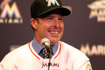 Mike Redmond takes over as Marlins manager.