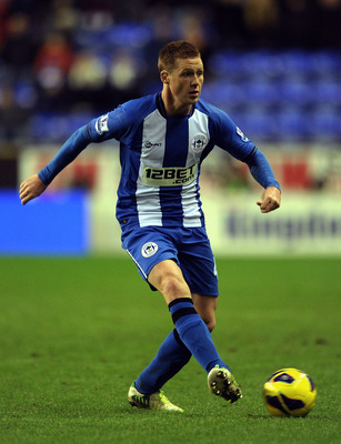 James McCarthy would fit right in with Arsenal's technical style.