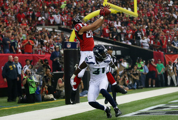 Gonzalez holds almost every record imaginable for the tight end position.