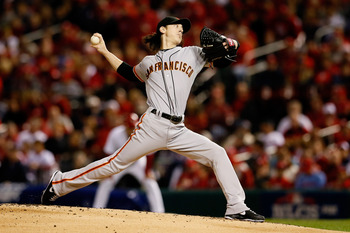 Tim Lincecum shined as a reliever in the 2012 postseason.