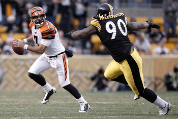 Steve McLendon has shown enough to earn a starting role.