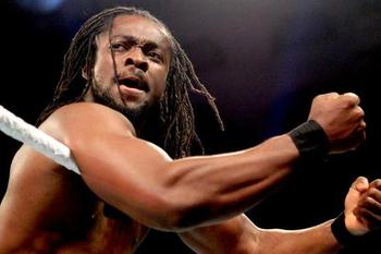 Kofi Kingston (Courtesy of WWE.com)