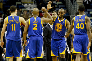 Jarrett Jack and Carl Landry have been the key to their depth.