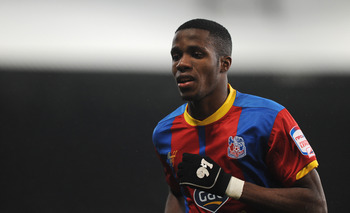 Zaha might be a better fit for the Gunners