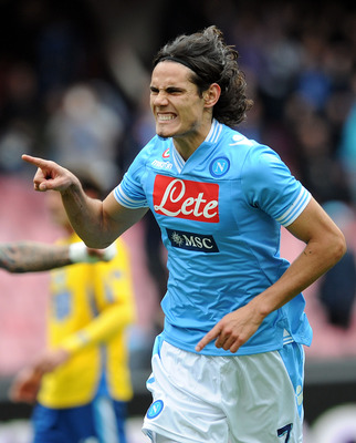 Cavani is fine in Napoli, thank you very much.