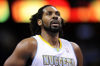 Nene, then, of the Denver Nuggets
