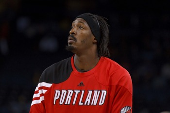 Gerald Wallace, then, of the Portland Trailblazers