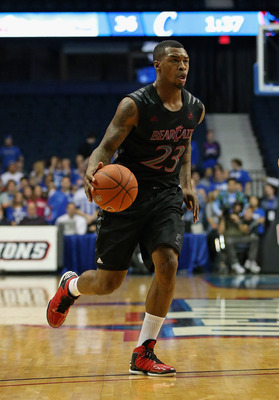 Junior guard Sean Kilpatrick leads the Bearcats with 18.3 points per game