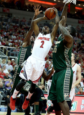 Russ Smith averages 19.3 points per game for The Cardinals