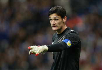 Lloris is indispensable to les Bleus currently