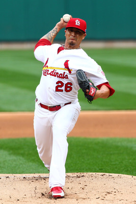 Kyle Lohse posted career-best numbers in 2011 and 2012.