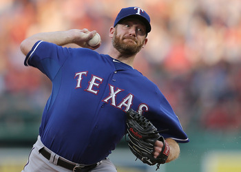 The Red Sox added Ryan Dempster this offseason to fill the fifth spot in the rotation.