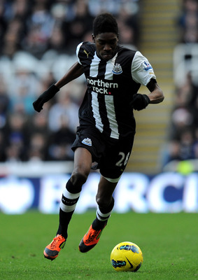 Sammy Is Aiming to Emulate Older Brother Shola In Newcastle Colours