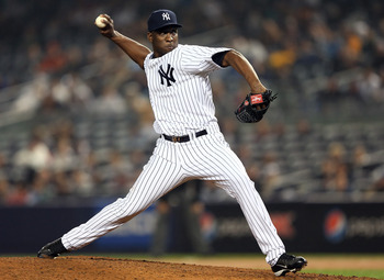 Rafael Soriano seemed to be a logical choice.