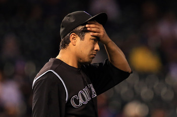 Like Jorge De La Rosa, nobody was quite sure what Colorado was thinking.
