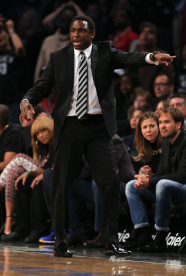 Avery Johnson ran a slow-paced offense in Brooklyn.