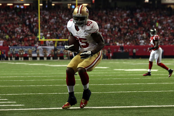 Expect Vernon Davis to be Colin Kaepernick's #1 passing option against Baltimore.