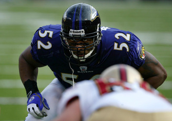 Super Bowl XLVII will be the final game of Ray Lewis' career.