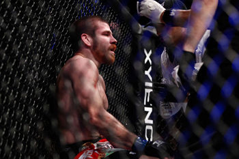 Jim Miller - Esther Lin/MMAFighting
