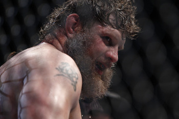 Roy Nelson - Esther Lin/MMAFighting
