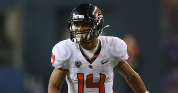 Oregon State cornerback- Jordan Poyer