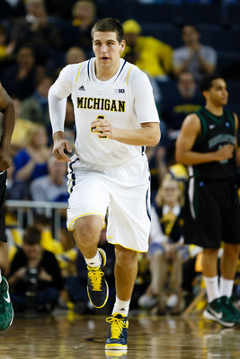 Mitch McGary is a talented big man, but is still developing.