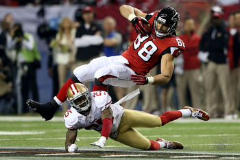 Tony Gonzalez will likely retire this offseason.
